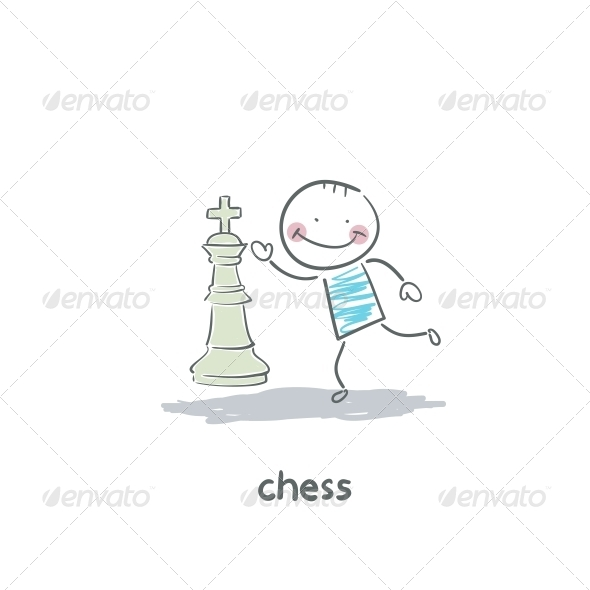 GraphicRiver Chess 5618126
