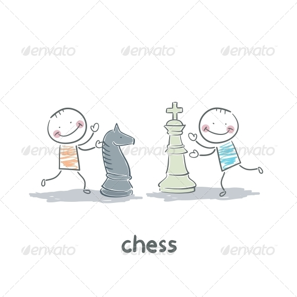 GraphicRiver Chess 5618159