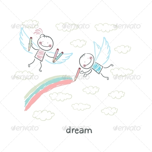 GraphicRiver Dream 5618380