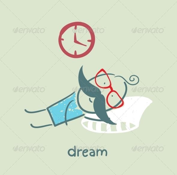GraphicRiver Dream 5618390