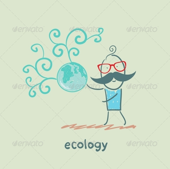 GraphicRiver Ecology 5618432