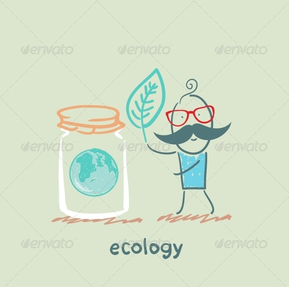 GraphicRiver Ecology 5618434