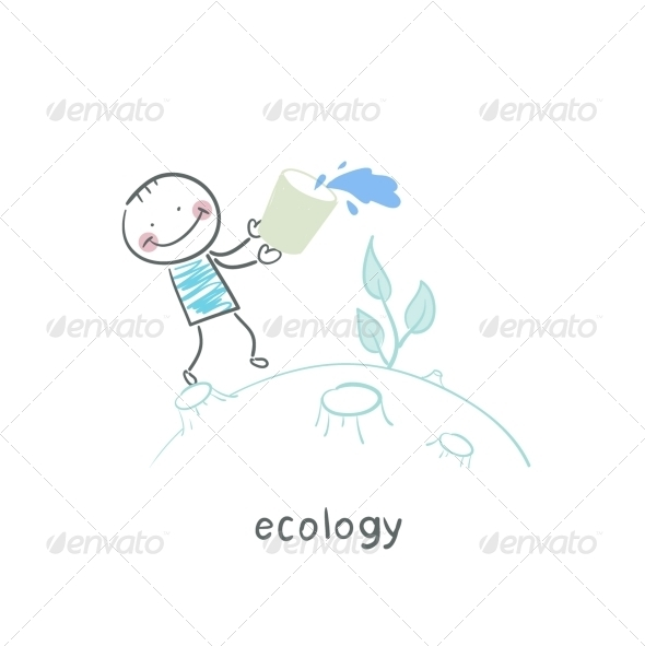 GraphicRiver Ecology 5618436