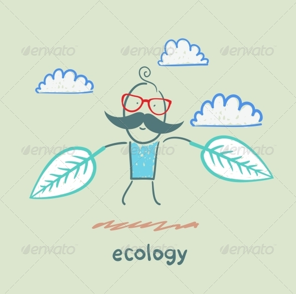 GraphicRiver Ecology 5618470