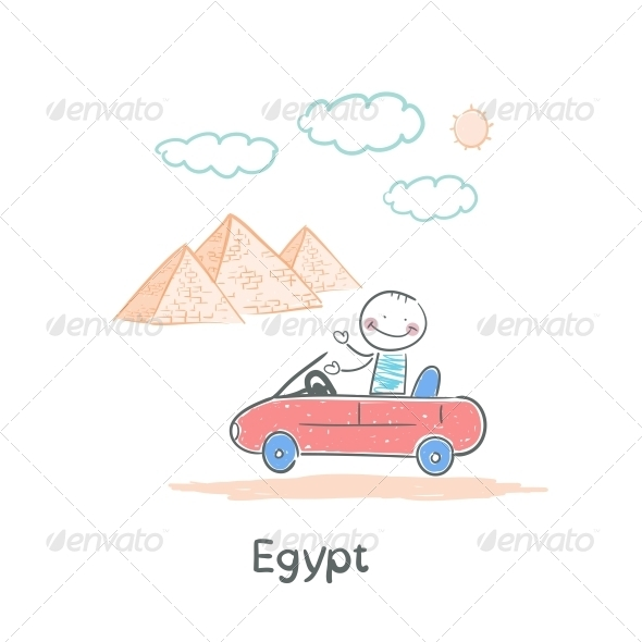 GraphicRiver Egypt 5618583