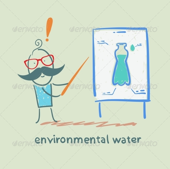 GraphicRiver Environmental Water 5618727