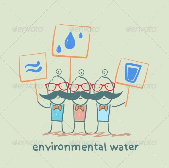 GraphicRiver Environmental Water 5618736