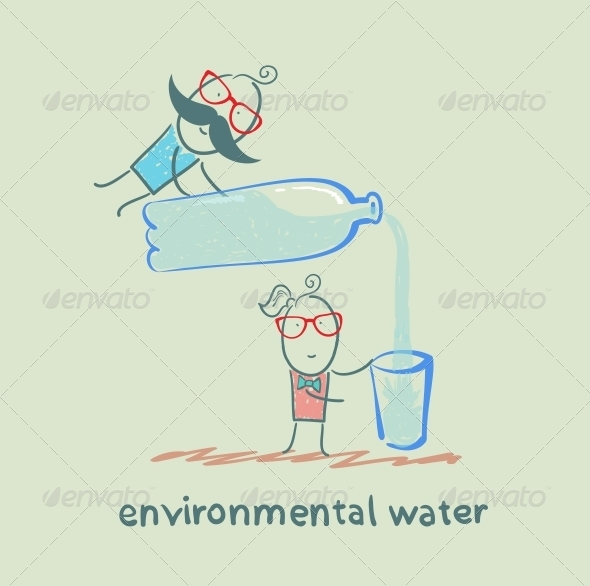 GraphicRiver Environmental Water 5618739