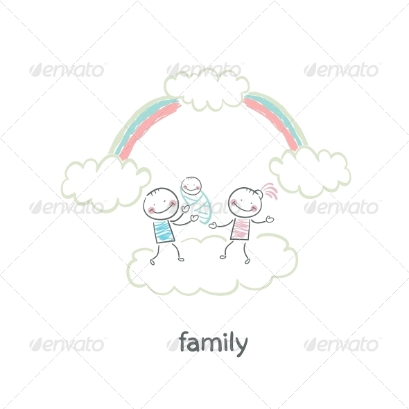 GraphicRiver Family 5618771