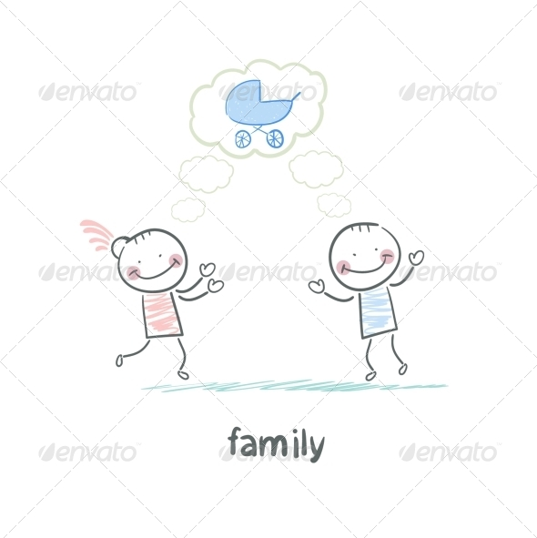 GraphicRiver Family 5618776