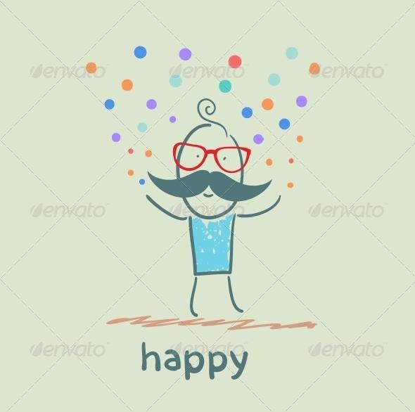 GraphicRiver Happy 5619108
