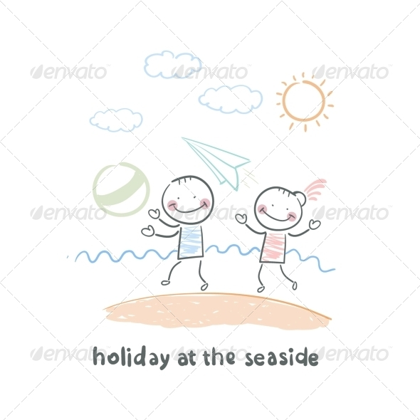 GraphicRiver Weekend of the Sea 5619199