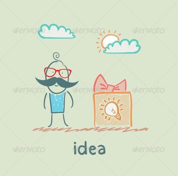 GraphicRiver Idea 5619288