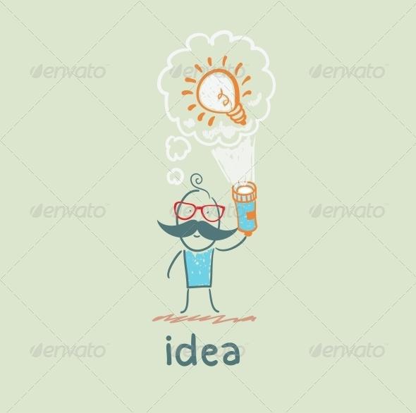 GraphicRiver Idea 5619458