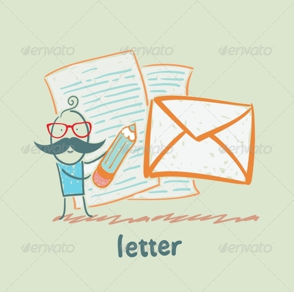 GraphicRiver Letter 5619578