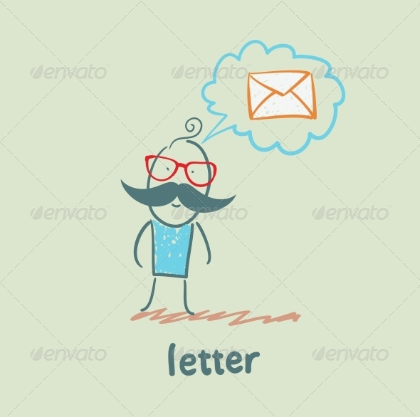 GraphicRiver Letter 5619579
