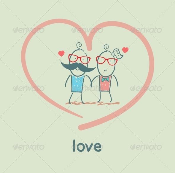 GraphicRiver Love 5619629