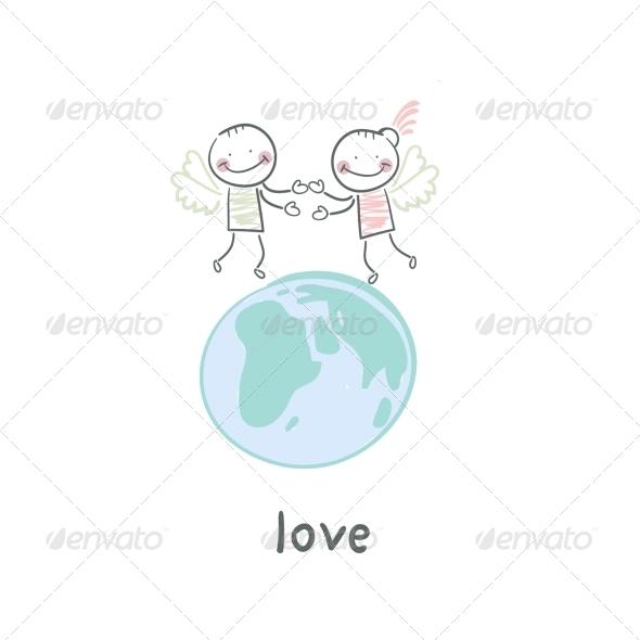 GraphicRiver Love 5619693
