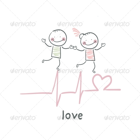 GraphicRiver Love 5619815