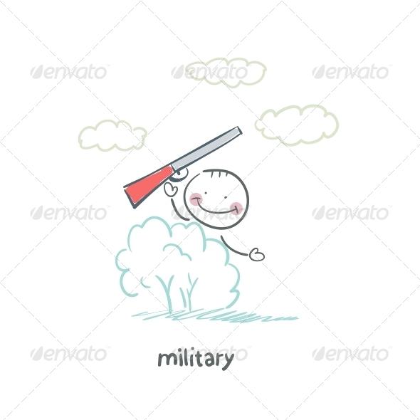 GraphicRiver Military 5619841