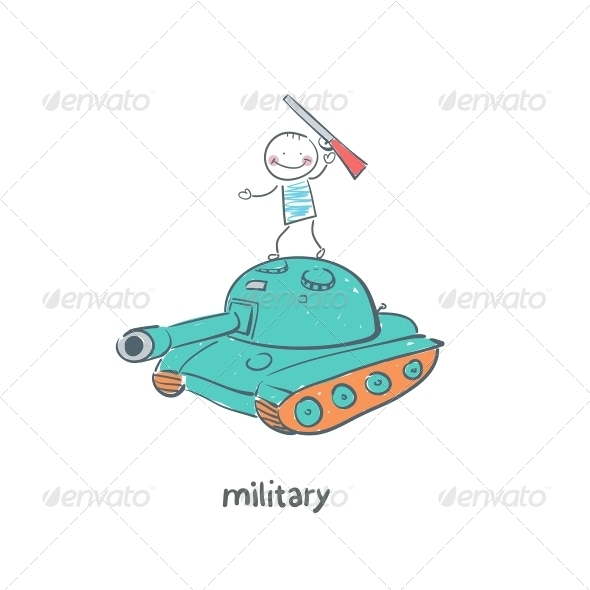 GraphicRiver Military 5619849