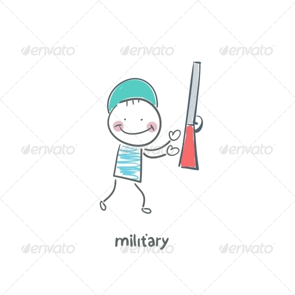 GraphicRiver Military 5619850
