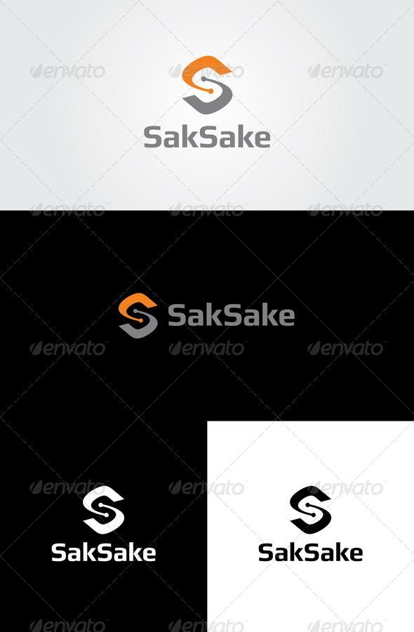 GraphicRiver Saksake S Letter Logo 5625195