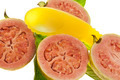 Pink Guava Fruit with Spoon - PhotoDune Item for Sale