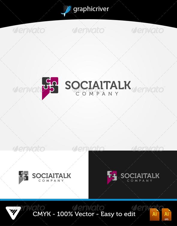 GraphicRiver SocialTalk 5628068