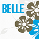 """The Belle"" Stationary and Corporate Identity - GraphicRiver Item for Sale"