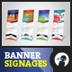 Multipurpose Banner Signage 10 - GraphicRiver Item for Sale