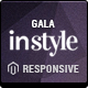 Responsive Magento Theme – Gala Instyle (Magento) Download