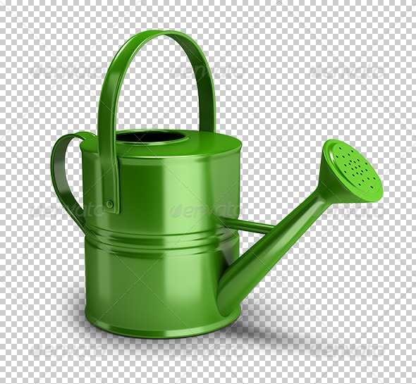 GraphicRiver Watering Can 3601801