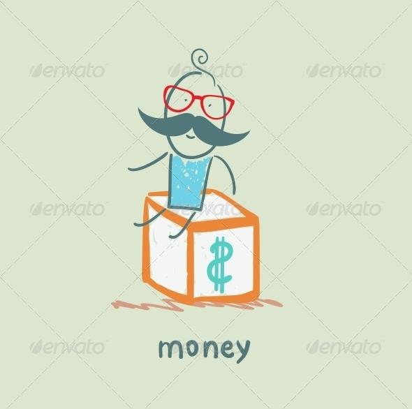 GraphicRiver Money 5641957