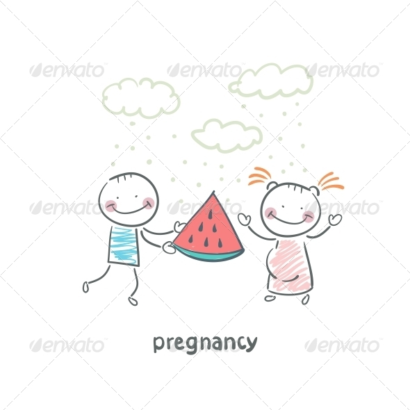 GraphicRiver Pregnancy 5642247
