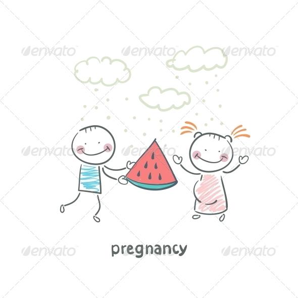 pregnancy announcements templates free