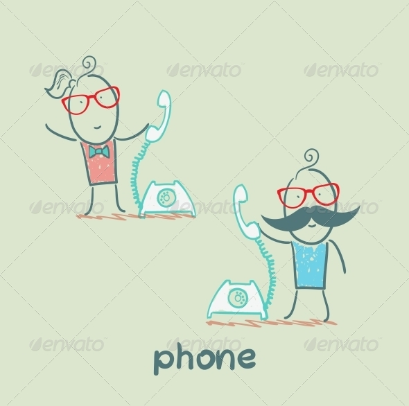 GraphicRiver Phone 5642274