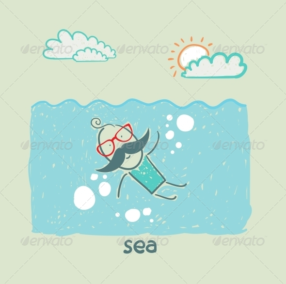 GraphicRiver Sea 5642623