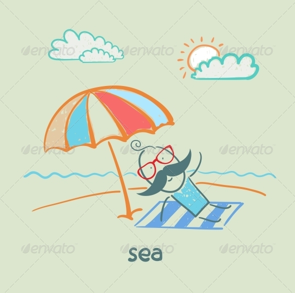 GraphicRiver Sea 5642634