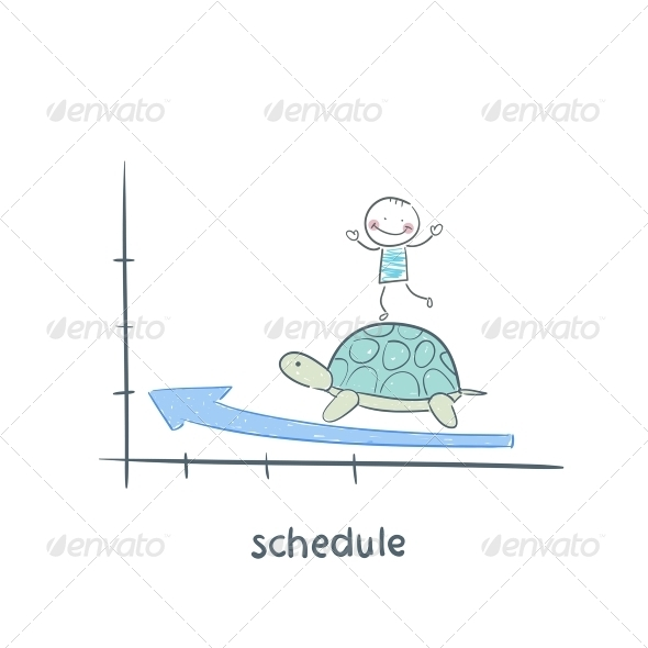 GraphicRiver Schedule Illustrations 5642652
