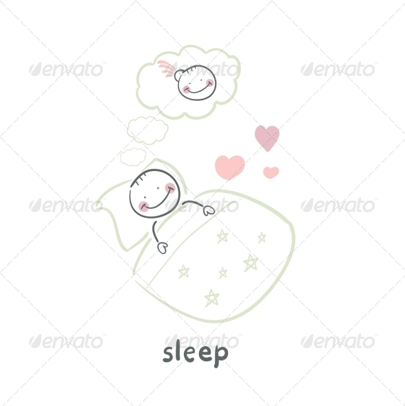 GraphicRiver Sleep 5642711