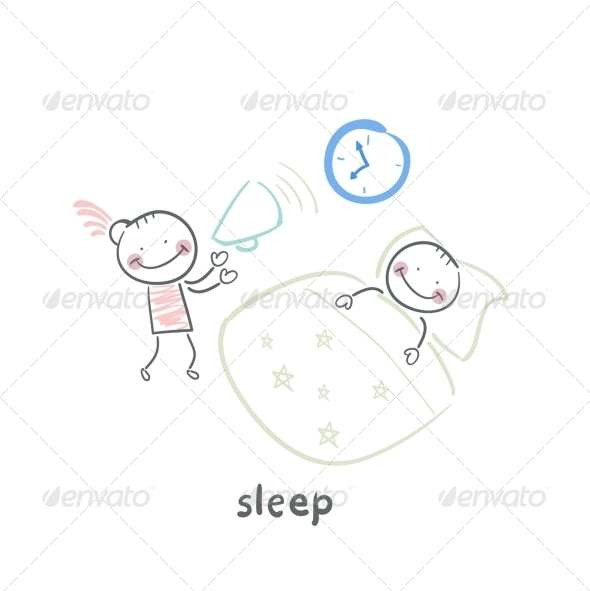 GraphicRiver Sleep 5642713