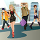 Young Urban People - GraphicRiver Item for Sale