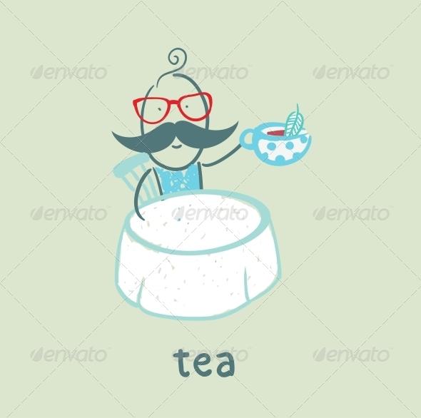 GraphicRiver Tea 5642964