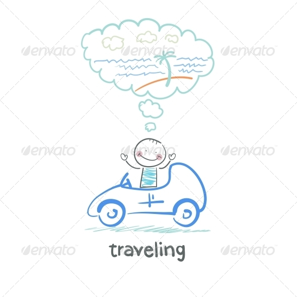 GraphicRiver Traveling 5643400