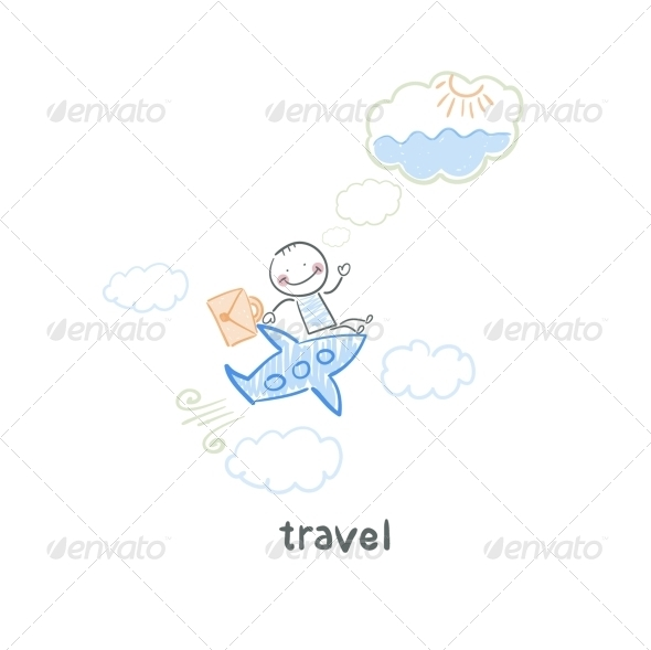 GraphicRiver Travel 5643421