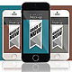 ePhone 5s MockUps Display/Skin 3 colors Front&back - GraphicRiver Item for Sale