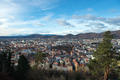 Panorama of Graz, beautiful view from Schlossberg above the city. - PhotoDune Item for Sale