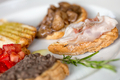 Bruschetta - shallow dof - PhotoDune Item for Sale