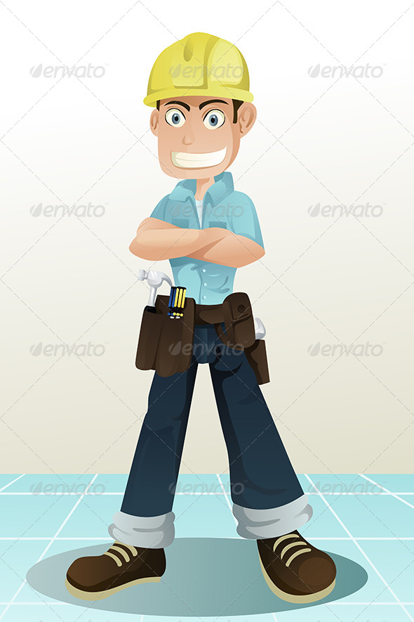 GraphicRiver Handyman 5652692